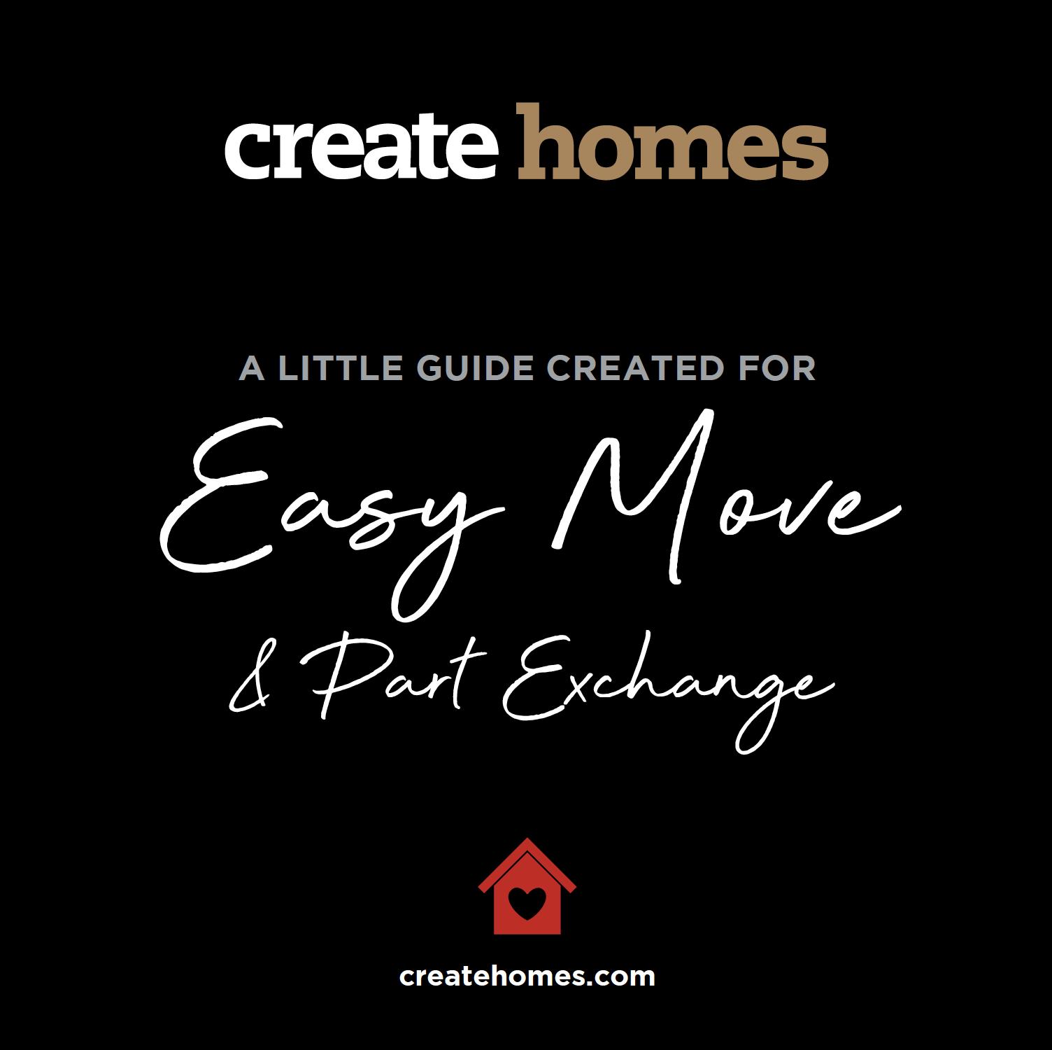 Easy Move & Part Exchange | Create Homes