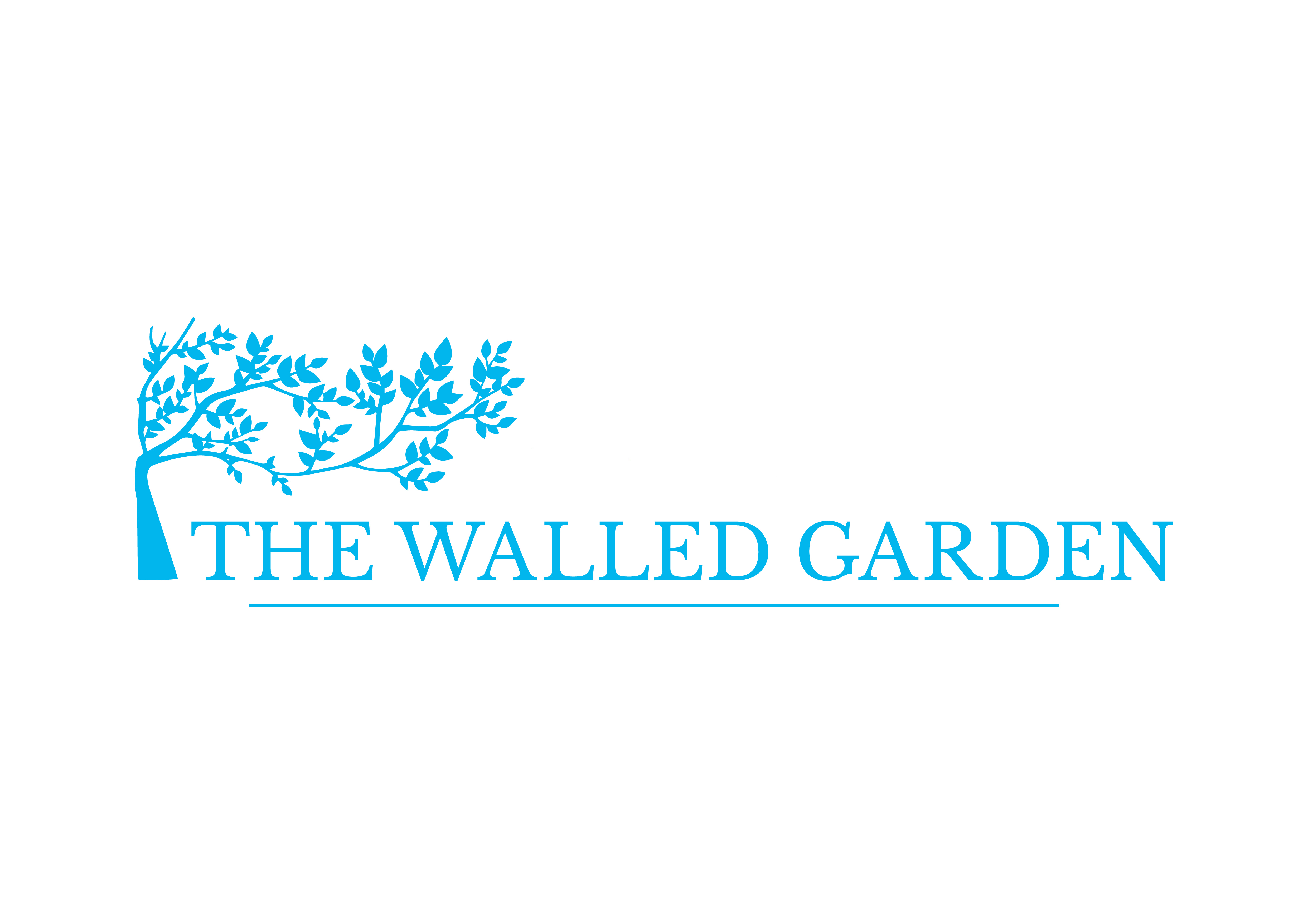 The Walled Garden, Binfield logo